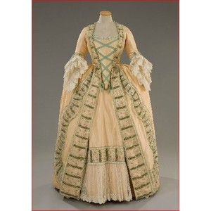 Boston Massachusetts - 1700s Fashion - Boston ...
